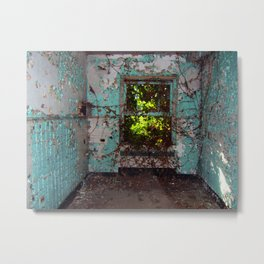Secret Room Metal Print