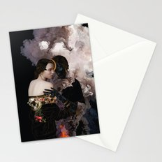 Maiden and the Death Stationery Cards