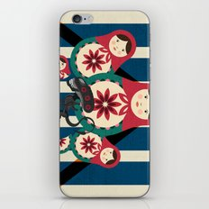 Alien Offspring  iPhone & iPod Skin