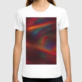 Cosmic Spiral Vortex T-shirt