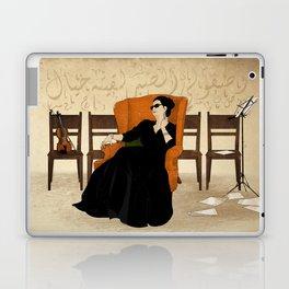Umm Kulthum Laptop & iPad Skin