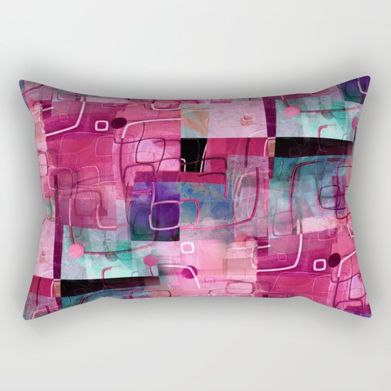 My Beautiful Mess Rectangular Pillow