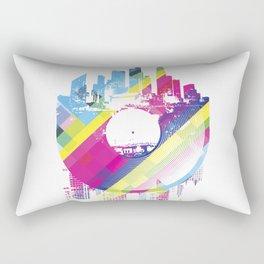 Urban Vinyl V2 Rectangular Pillow