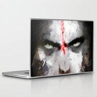ape Laptop & iPad Skins featuring Ape by Vadim Cherniy