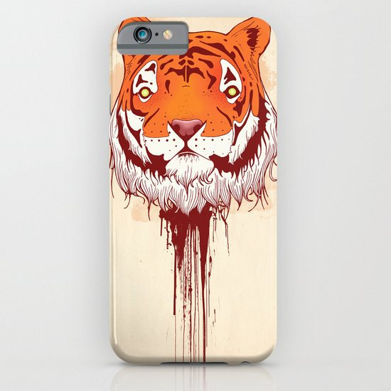 Man Eater  iPhone & iPod Case