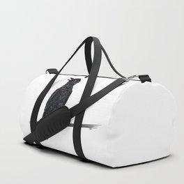 Verklempt Crow Duffle Bag