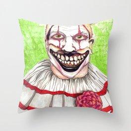Twisty Throw Pillow