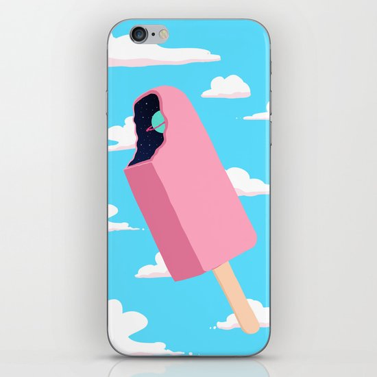 Creamsicle To Another Dimension...  iPhone & iPod Skin