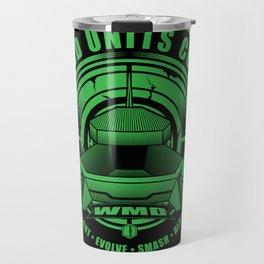 Mind Units Corp - Weapons of Mass Destruction Enlightened Version Travel Mug