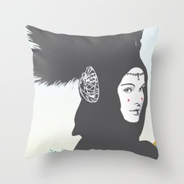 Padme Amidala Throw Pillow