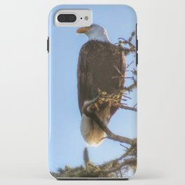 Eagle Perch iPhone Case