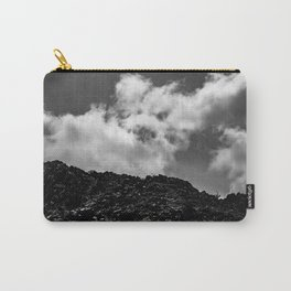 Rocky Clouds Carry-All Pouch