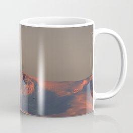 """Tosal Del Cartujo at sunset"". 3152 Meters Coffee Mug"