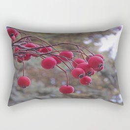 Fall berries Rectangular Pillow