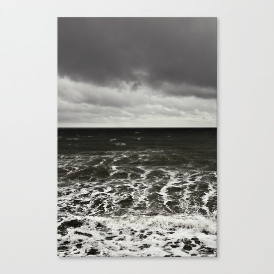 all at sea... Canvas Print