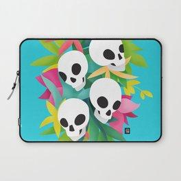 Carnaval de muerte Laptop Sleeve