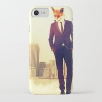 lawyer iPhone & iPod Cases featuring Fantastic by rubbishmonkey