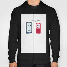 Smartphone evolution Hoody