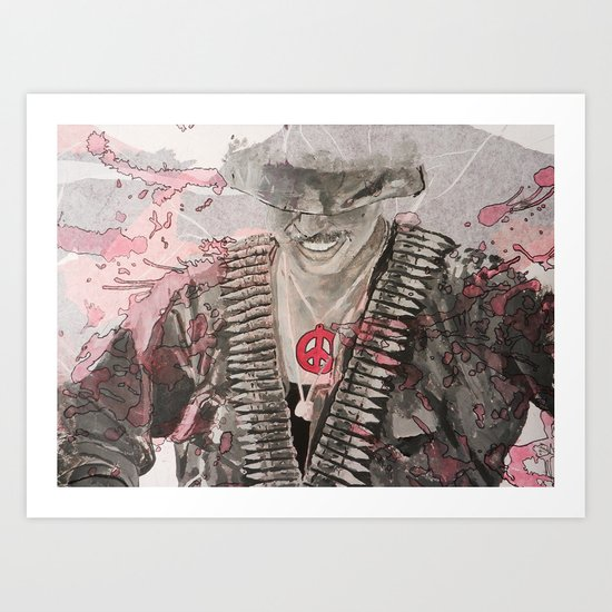 The Soldier Art Print