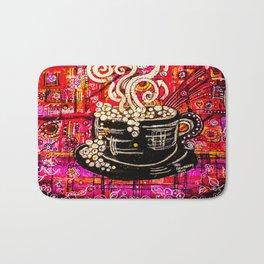 Coffee House Bath Mat