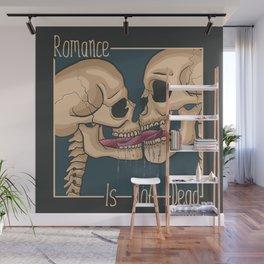 Romance is not Dead Wall Mural