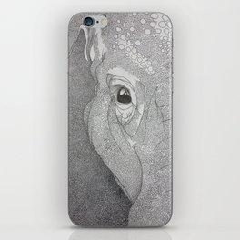 A mazing elephant II iPhone Skin