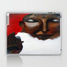 Buddha in the sky Laptop & iPad Skin