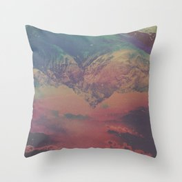 INFLUENCE II Throw Pillow