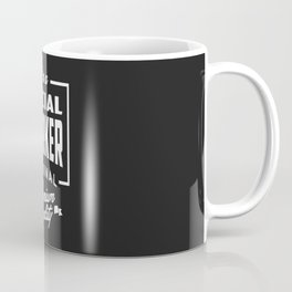 Gift for Social Worker Coffee Mug