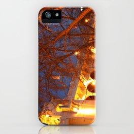 bridge 1 iPhone Case