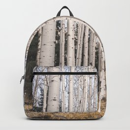 Trees of Reason - Birch Forest Backpack
