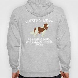 World's Best Cavalier King Charles Spaniel Mom Hoody