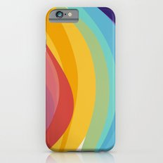 Fig. 045 Colorful Swirls Slim Case iPhone 6s