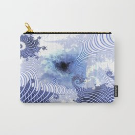 Fractal #3 Carry-All Pouch
