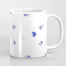 Twiggy Eyes Blue n Pink Coffee Mug