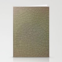 cracked Stationery Cards featuring Cracked by Sean Foreman