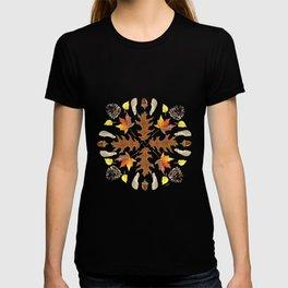 Tree Mandala 2 - Watercolor T-shirt