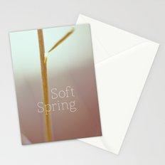 Soft spring Stationery Cards