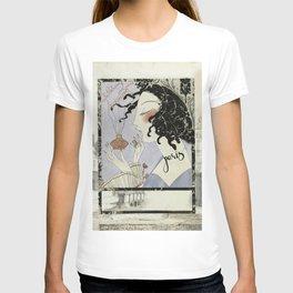 La Boheme Paris Art Deco T-shirt
