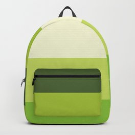Stripes - Granny Smith Backpack