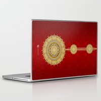 egypt Laptop & iPad Skins featuring Egypt by Zohayma Montañer