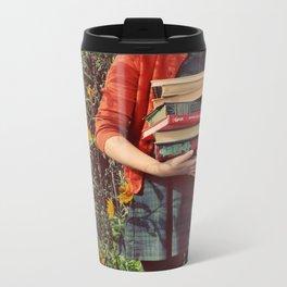 September Metal Travel Mug