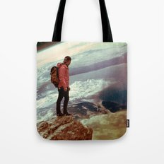 i will find you Tote Bag