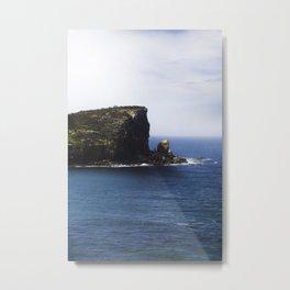 Avalon Beach Headland Metal Print