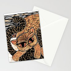 Ying-Yang cats Stationery Cards