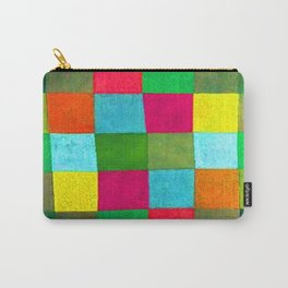 Paul Klee New Harmony Carry-All Pouch