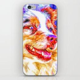 Joker Boy iPhone Skin