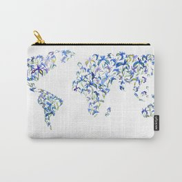 grow flowers, not hatred Carry-All Pouch