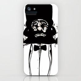 """Mustachat"" iPhone Case"