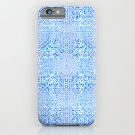 Brian's Bubbliscious Pattern iPhone Case